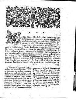 Commentatio de eruditione laicorum medii aevi : qua orationem ... habendam rite indicit Christ. Guil. Franc. Walchius