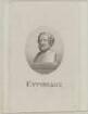 Bildnis des Euripides