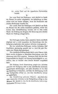 Regulativ für die Absolutorialprüfungen an der Königl. polytechnischen Schule zu Dresden : Dresden, am 17. Mai 1871