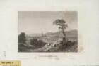 Ansicht von Freiburg im Breisgau, Stahlstich, um 1860?