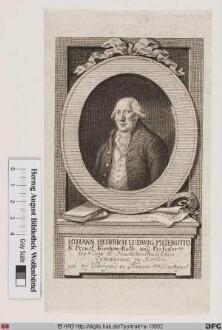 Bildnis Johann Heinrich Ludwig Meierotto