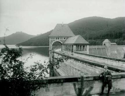 Edertalsperre, 1911/1913