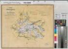 Schwelm (Kreis) - amtliche Entfernungskarte - 1904/11 - 1 : 60 000 - 39,5 x 47,5 - R. Mittelbach - Katasterverwaltung der Regierung Arnsberg - B Nr. 543,14