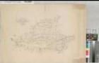 Schwelm (Schwelm) - Straßenkarte der Umgebung - Wegelinien zur Umgebung des Strückeberges bei Gevelsberg - 1829 - 1 : 20 000 - 56 x 79 - Zeichnung - F. Monjé - KSA Nr. 193