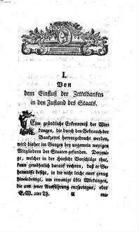 Winke für gute Fürsten, Prinzenerzieher und Volksfreunde. 2