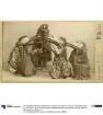 Wintertanz (Winter Dance), Bella Coola Indianer in Europa, 1885/1886