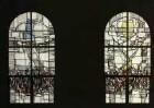 Entwürfe für vier Schifffenster in der Evangelischen Kirche in Leihgestern
