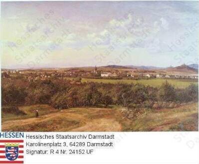 Gießen, Panorama