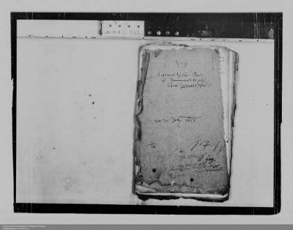 Geldforderungen des Königs Christian IV. von Dänemark an Graf Johann VII. von Nassau-Siegen