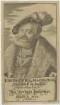 Bildnis des Ioh. Fridericus Magnanimus, Churfürst zu Sachsen