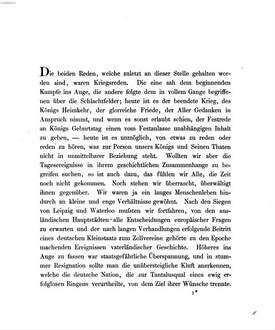 Rede zur Feier des Geburtstages S. M. des Königs am 22. März 1867 in der Aula der Friedrich-Wilhelms-Universität gehalten von Moriz Haupt