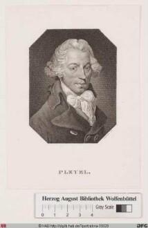 Bildnis Ignaz Joseph Pleyel
