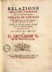 Relazione della vita, e martirio del venerabil padre Ig. de Azevedo ucciso dagli eretici con altri trenta nove della comp. di Gesú, cavata da' processi autentici ...
