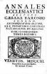 Annales ecclesiastici : cum continuatione. 10
