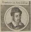 Bildnis des Henricus III.
