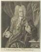 Bildnis des Christianus Wolfius