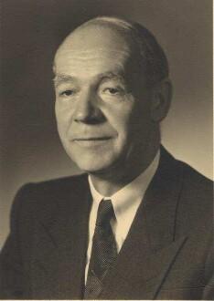 Scholder, Rudolf Dr. (geb. 15.06.1896 in Winterlingen/Balingen) - Professor für Chemie an der TH
