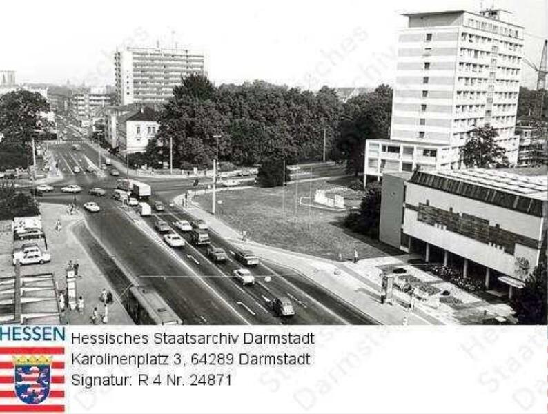 Gießen, Stadtring