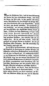 Bericht eines Augenzeugen von dem Feldzuge der während den Monaten September und October 1806 unter dem Kommando des Fürsten zu Hohenlohe-Ingelfingen gestandenen Königl. preußischen und Churfürst. -sächsischen Truppen : Nebst 4 Planen. 1