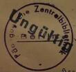 Stempel / Pädagogische Zentralbibliothek <Berlin, Ost>