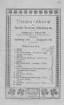 Programm-Zettel für einen Theater-Abend des Musikvereins Böckingen, Buchdruckerei Steinweg, Böckingen