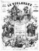 Le violoneux : légende bretonne ; paroles de M. Estepès et Chevalet ; airs détachés [pour chant et piano]. 3, Ronde : Le violoneux du village
