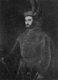 Bildnis des Kardinals Ippolito de' Medici in ungarischer Tracht