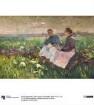 Zwei Frauen im Rübenfeld
