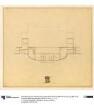 Phantasieprojekt, Privathaus für Erich Mendelsohn (Das große Haus), Grundriß des Erdgeschosses
