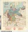 Velhagen & Klasings neue Hand- und Wandkarte des Deutschen Reichs und der Nachbargebiete nach den Friedensbedingungen
