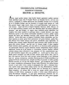 In Lucilii Aetnam commentatio I