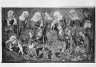 Ortenberger Altar — Heilige Sippe