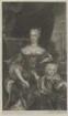 Doppelbildnis der Kaiserin Elisabeth Christine mit ihrer Tochter Maria Theresia