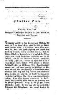 Geschichte Napoleon Bonaparte's : in drei Bänden. 3