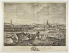 Zweite Ansicht auf die Stadt Potsdam vom Brauhausberg