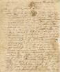 Brief von Karl Kuntzle aus Straßburg an P. Wagner, in dem er vom Leben und Arbeiten in Straßburg berichtet