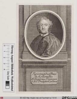 Bildnis Sigismund Graf von Kollonitsch
