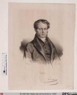 Bildnis Pierre-Charles-Alexandre Louis