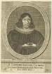 Bildnis des Gottlieb Balduinus Cycnaeus