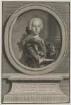 Bildnis des Charles-Edouard Stuart