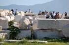 Athen - Ruinen auf der Akropolis