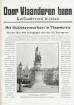 Door Vlaanderen heen - geïllustreerd bijblad: Het Guldensporenfeest in Vlaanderen: heel het land door betooningen voor een Vrij Vlaanderen!