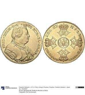 Preußen: Friedrich Wilhelm I.