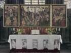 Jakobi-Altar — Altar in aufgeklapptem Zustand