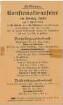 Programmblatt zur Konfirmationsfeier am Sonntag Judika in St. Kilian und St. Nikolai