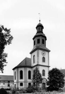 Schlosskirche von Norden