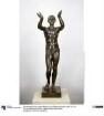Bronzestatue eines jungen Mannes (sog. Betender Knabe)