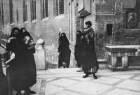 Frauen vor der Muhammad-Ali-Moschee (HAPAG-Mittelmeerfahrt der Oceana Leonhardt 1929)