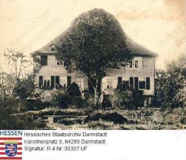 Storndorf, Oberförsterei (früherer 'Unterhof')