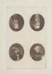 Bildnisse vier unbekannter Preußen